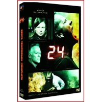 24 SEXTA TEMPORADA COLECCIÓN DVD 2007 SERIE TV