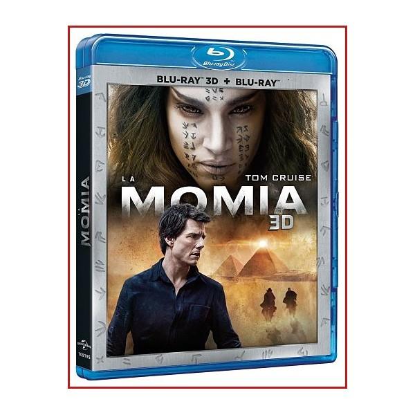 LA MOMIA BLU RAY 3D 2017