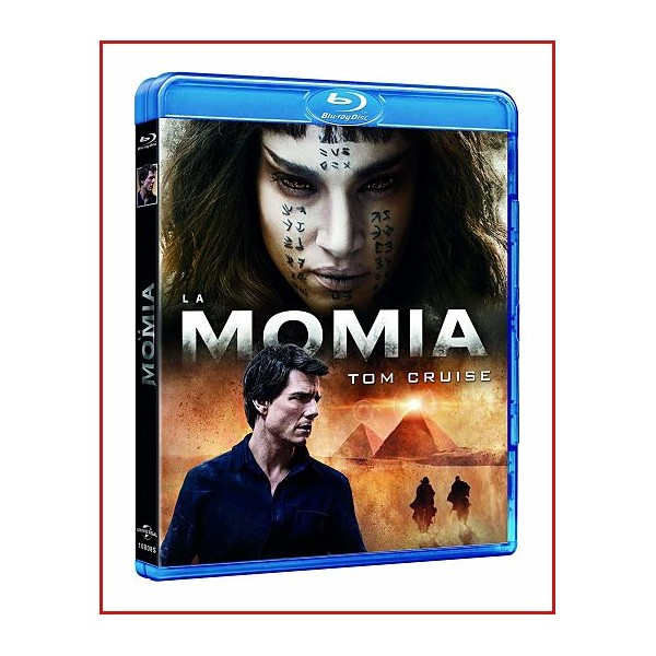 LA MOMIA BLU RAY 2017 Director Alex Kurtzmanh