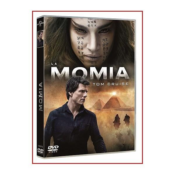 LA MOMIA DVD 2017 Director Alex Kurtzmanh