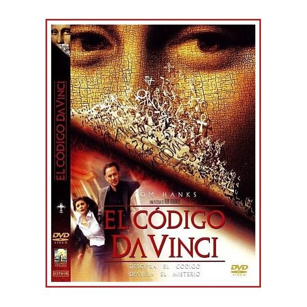 EL CODIGO DA VINCI DVD 2011 Dirección Ron Howard
