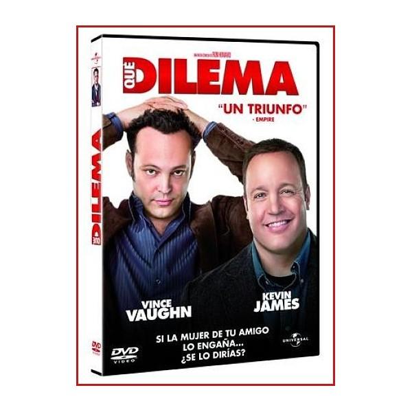 ¡QUE DILEMA! 2011 (The Dilemmas) (DVD) Comedia