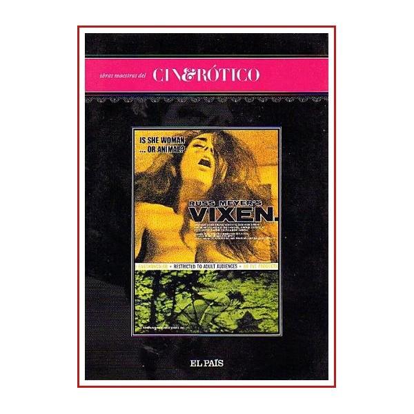 VIXEN (RUSS MEYER,S) DVD 1968 Dirigida por Russ Meyer