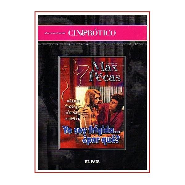 YO SOY FRÍGIDA ¿POR QUÉ? DVD 1972 Dirigida por Max Pécas