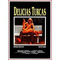 DELICIAS TURCAS (DVD 1973) Dirigida por Paul Verhoeven