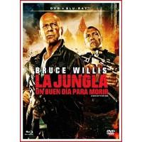 LA JUNGLA UN BUEN DIA PARA MORIR DVD 2013 Dirección John Moore