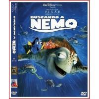 BUSCANDO A NEMO DVD 2003 Dirección Andrew Stanton
