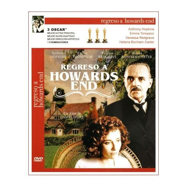 REGRESO A HOWARDS END DVD 1992 Dirección James Ivory