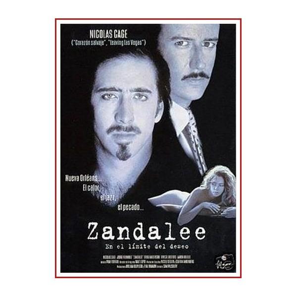 ZANDALEE DVD 1990 Dirigida por Sam Pillsbury