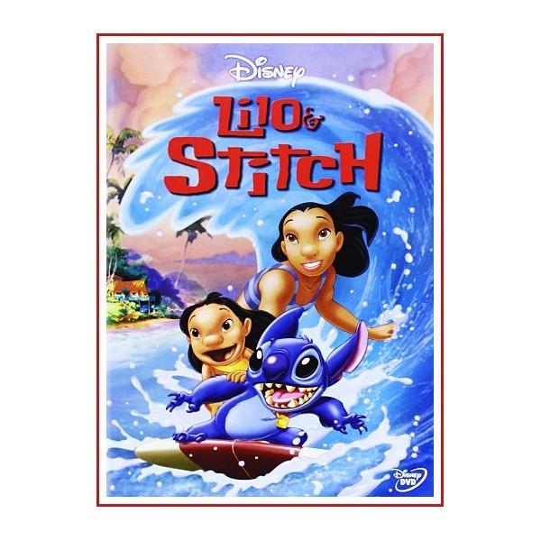 LA PELICULA DE STITCH Y LILO DVD Dirección Dean DeBlois,Chris Sanders