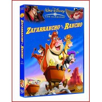 ZAFARRANCHO EN EL RANCHO DVD 2004 Dirección Will Finn-John Sanford