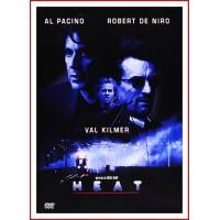 HEAT DVD 1995 Dirigida por Michael Mann