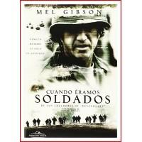 CUANDO ERAMOS SOLDADOS DVD 2002 Dirigida por Randall Wallace