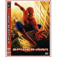 SPIDER-MAN DVD 2002 Dirección Sam Raimi