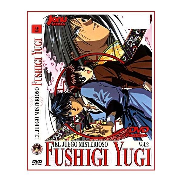FUSHIGI YUGI EL JUEGO MISTERIOSO Vol.2