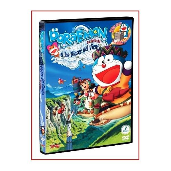 DORAEMON Y LOS DIOSES DEL VIENTO DVD 2005 Dirección Tsutomu Shibayama
