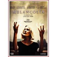 MELANCOLIA DVD 2011 Dirección Lars von Trier