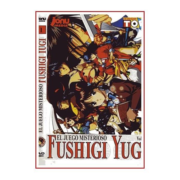 FUSHIGI YUGI EL JUEGO MISTERIOSO Vol.1