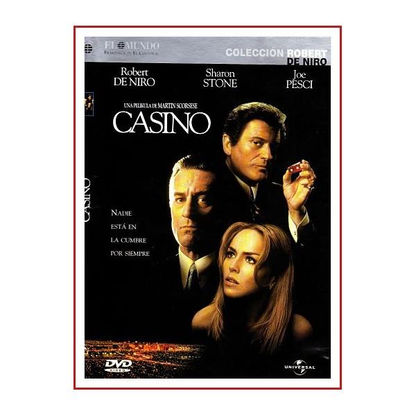CASINO DVD 1995 Dirección Martin Scorsese