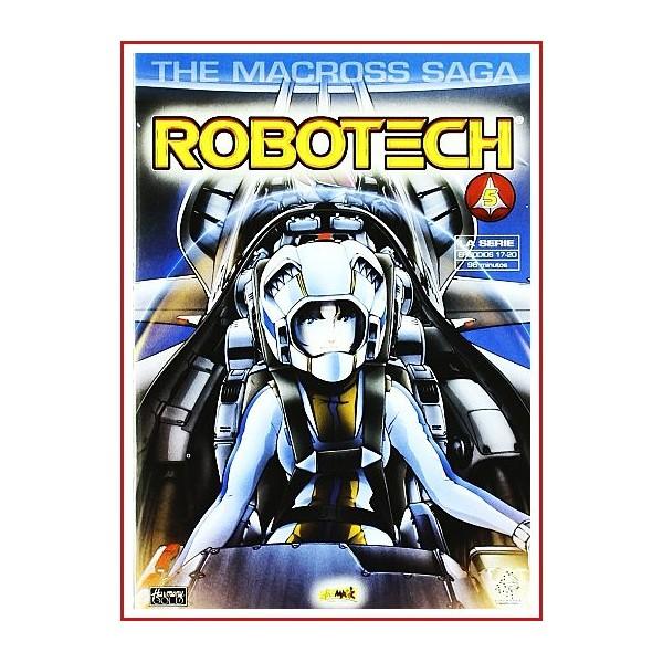 Robotech: La serie. Volumen 5
