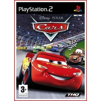 CARS PS2 2006 PlayStation2