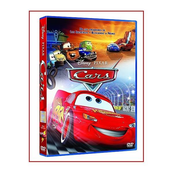 CARS DVD 2006 Dirección John Lasseter