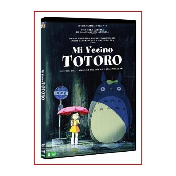 MI VECINO TOTORO DVD 1989 Directores: Hayao Miyazaki