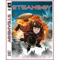 STEAMBOY 2 DISCOS DVD 2004 Dirección Katsuhiro Ōtomo