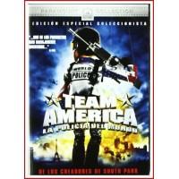 TEAM AMERICA LA POLICIA DEL MUNDO DVD 2004 Dir. Trey Parker-Matt Stone