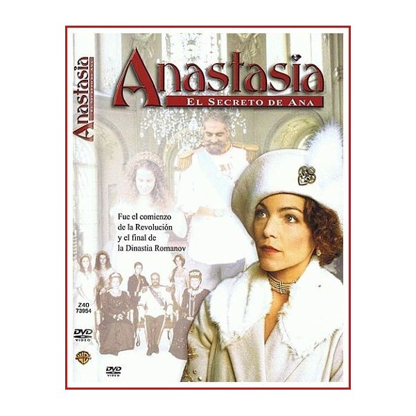 ANASTASIA EL SECRETO DE ANA