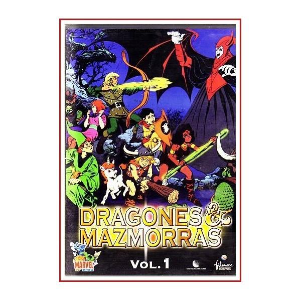 DRAGONES Y MAZMORRAS VOLUMEN 1