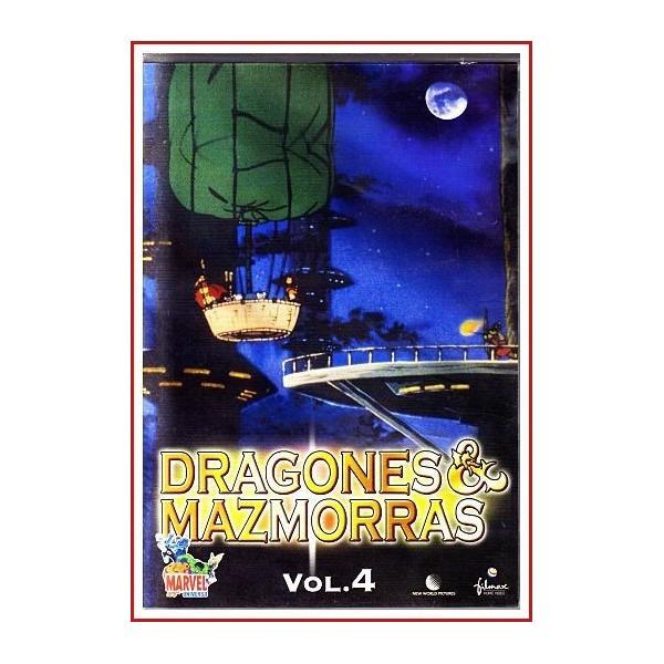 DRAGONES Y MAZMORRAS VOLUMEN 4
