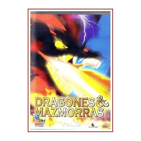 DRAGONES Y MAZMORRAS VOLUMEN 3