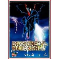 DRAGONES Y MAZMORRAS VOLUMEN 2