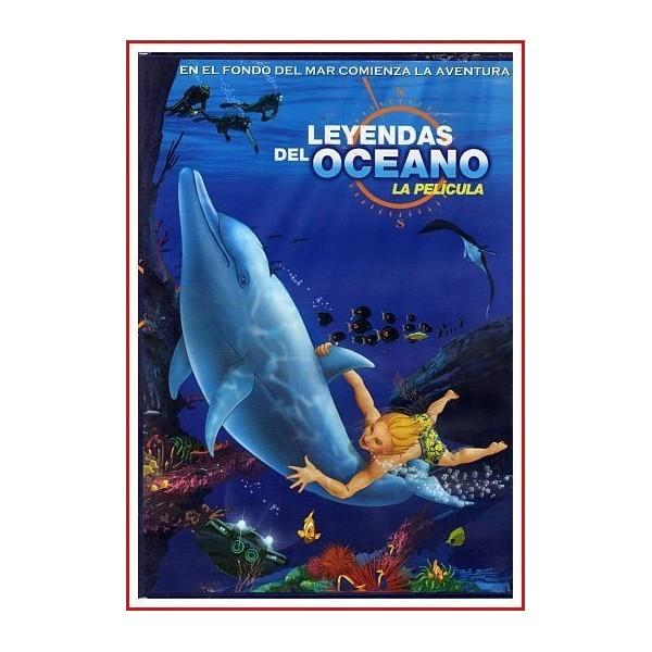LEYENDAS DEL OCÉANO LA PELÍCULA (The Undersea World of Jacques Cousteau)