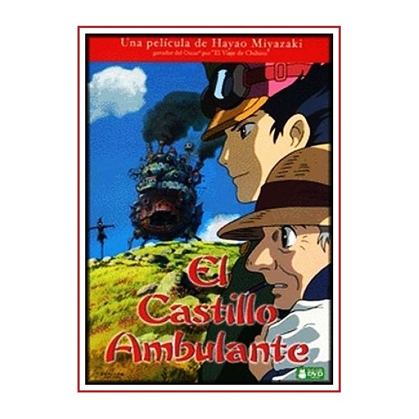EL CASTILLO AMBULANTE (Hauru no Ugoku Shiro)