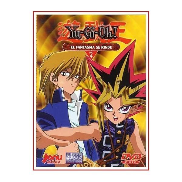 YU-GI-OH! EL FANTASMA SE RINDE DVD Dirigida por Kazuki Takahashi