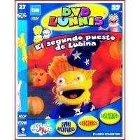 LOS LUNNIS EL SEGUNDO PUESTO DE LUBINA (DVD 2003) Dir. Daniel Cerdà