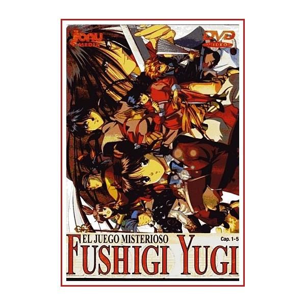FUSHIGI YUGI EL JUEGO MISTERIOSO Cap. 1-5