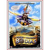 LA VUELTA AL MUNDO EN 80 DIAS DVD 2004