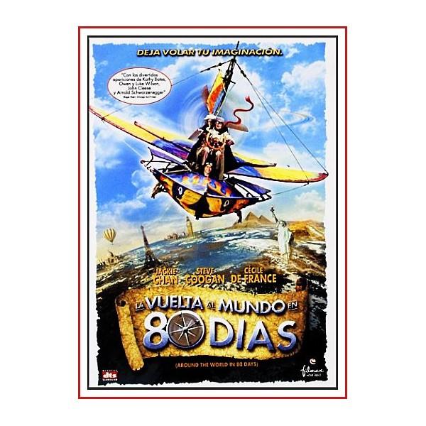 CARATULA ORIGINAL DVD LA VUELTA AL MUNDO EN 80 DIAS