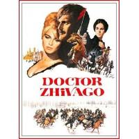 DOCTOR ZHIVAGO ZHIVAGO DVD 1965 Dirección David Lean