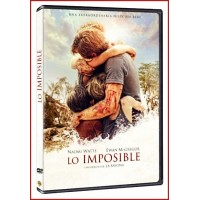 LO IMPOSIBLE DVD 2012 Dirección J.A. Bayona