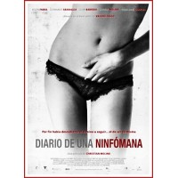 DIARIO DE UNA NINFOMANA DVD 2008 CINE ESPAÑOL Dir. Christian Molina