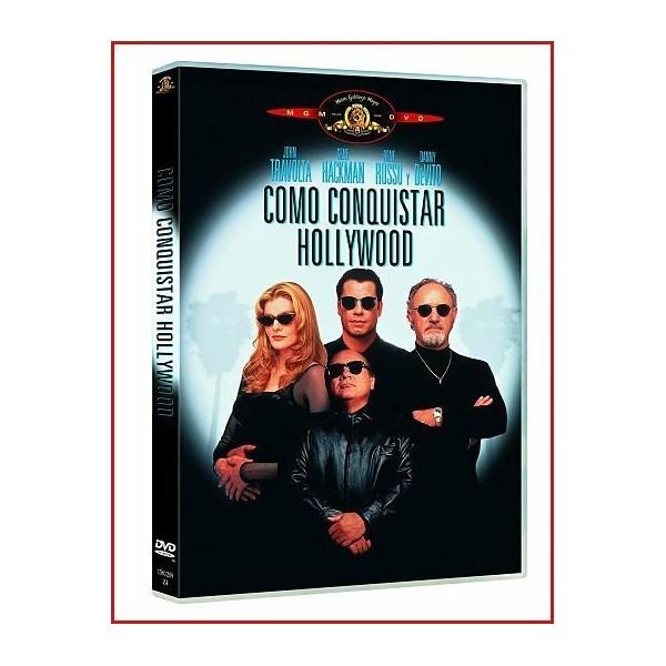 COMO CONQUISTAR HOLLYWOOD DVD 1999 Mafia-Comedia negra