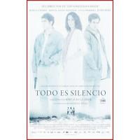 TODO ES SILENCIO DVD 2012 Dirección José Luis Cuerda