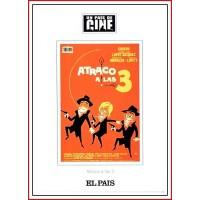 ATRACO A LAS 3 DVD 2003 CINE ESPAÑOL Director Raúl Marchand Sánchez