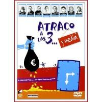 ATRACO A LAS 3 Y MEDIA DVD 2003 CINE ESPAÑOL Dir.Raúl Marchand Sánchez