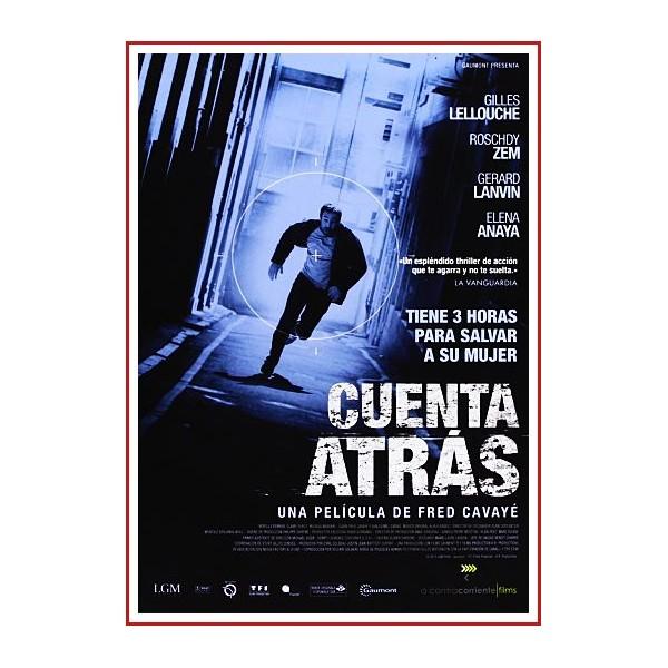 CUENTA ATRAS 2010 DVD Dirección Fred Cavayé