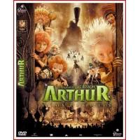 ARTHUR Y LOS MINIMOYS DVD 2006 Dirección Luc Besson